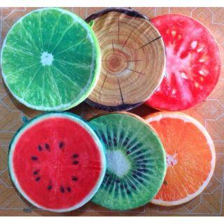 Gối hình trái cây