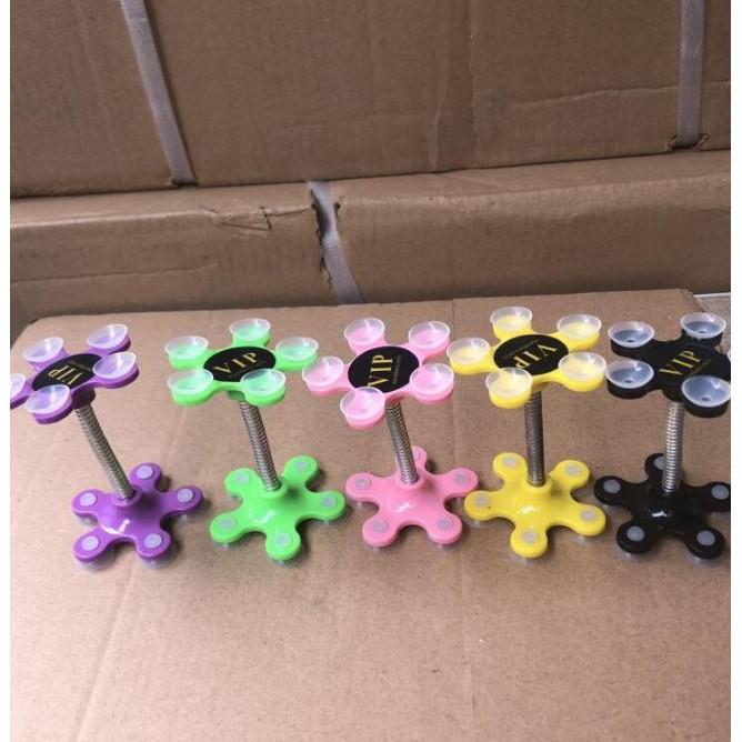 Giá đỡ điện thoại siêu dính hình cánh hoa