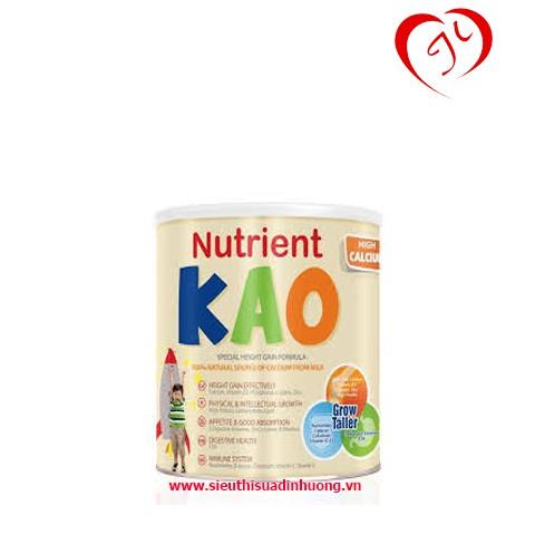 Sữa nutrient kao 700g cho trẻ từ 1-6 tuổi
