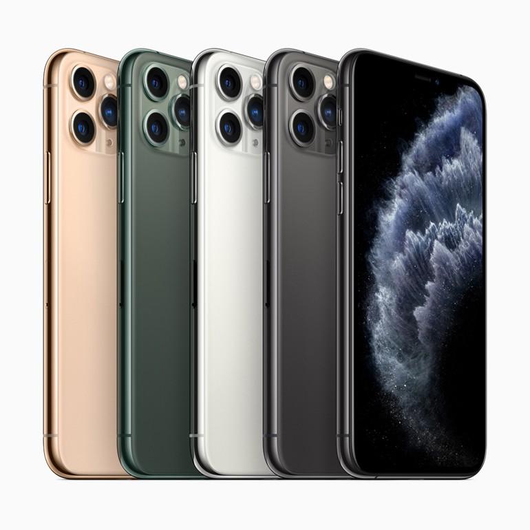 Điện Thoại Apple iPhone 11 Pro Max 256GB ( LL 1 sim) - Hàng mới