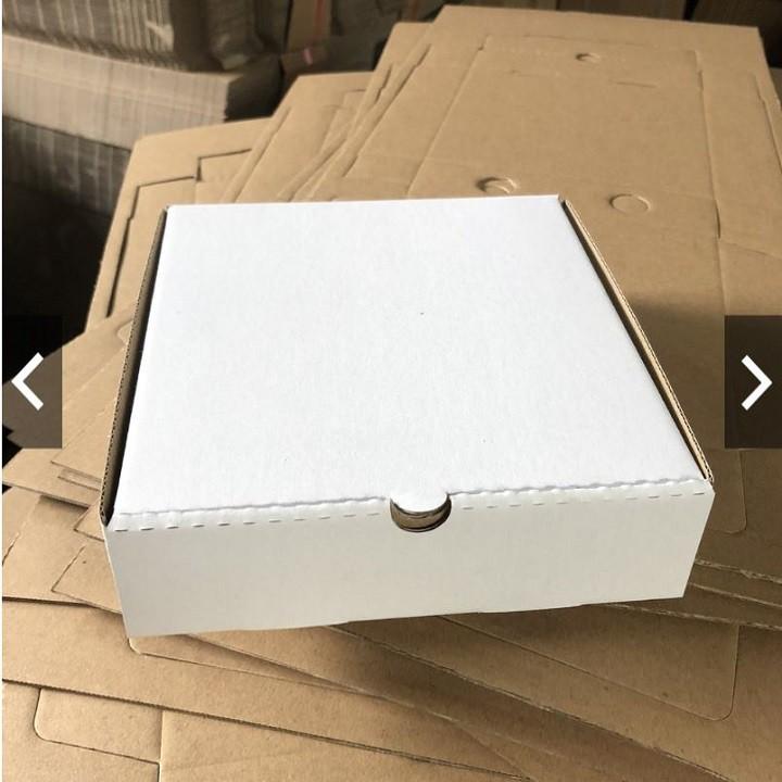 Combo 10 Hộp đựng bánh Pizza Size: 20cm