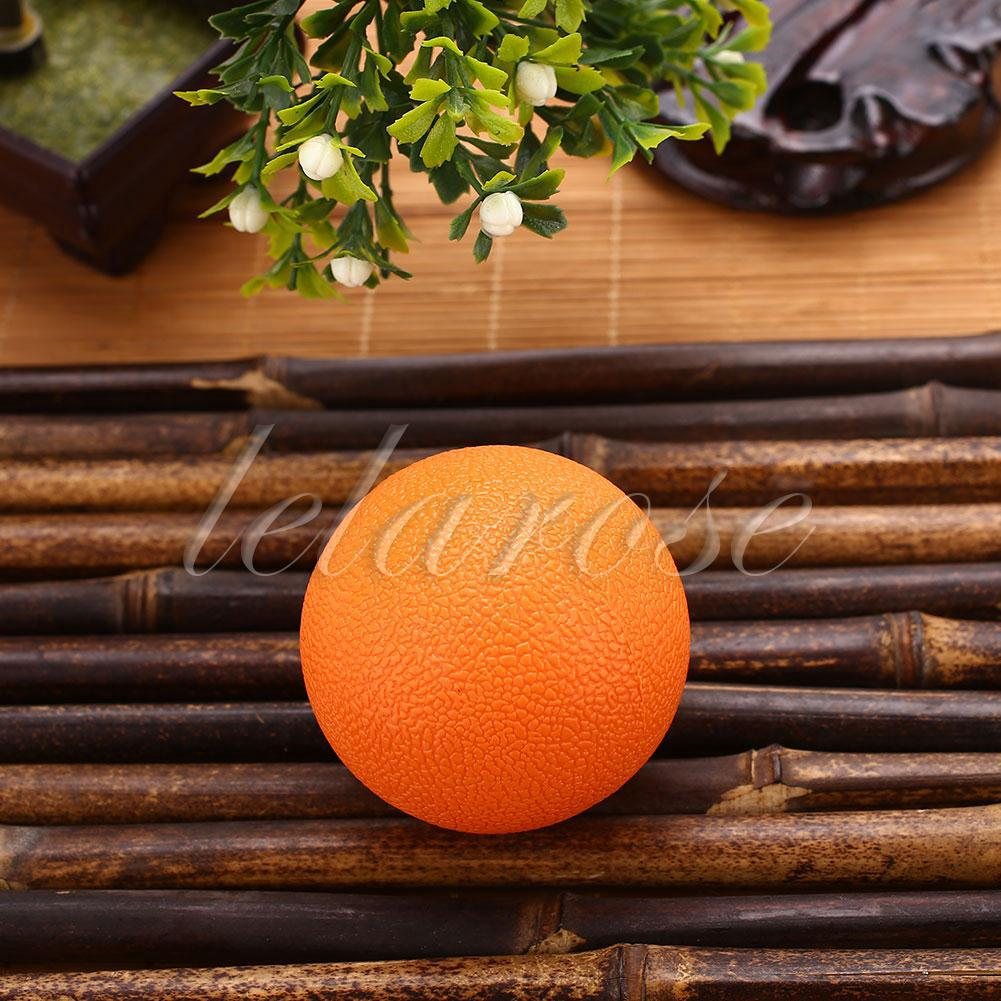 Fitness Exercise Massage Foot Relaxing Gym Training Yoga Lacrosse Ball