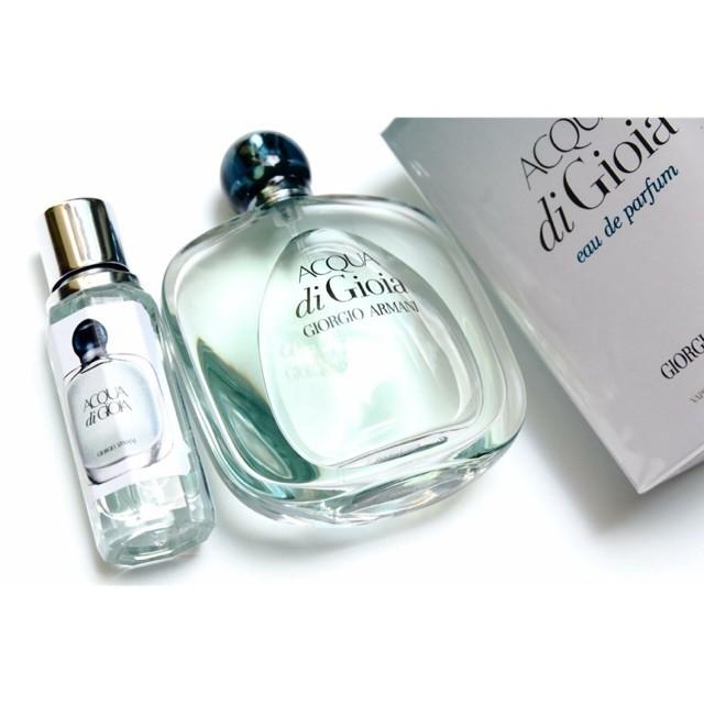 [ NEW ] Mẫu Thử Nước hoa Acqua di Gioia nữ 5ml-10ml