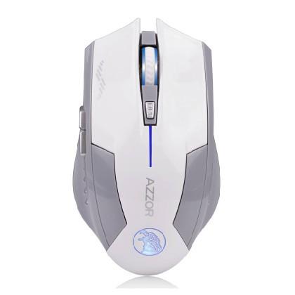 Chuột không dây dùng pin sạc Azzor Eagle - phiên bản silenz click cực êm (Trắng) - 3007509 , 797543578 , 322_797543578 , 169000 , Chuot-khong-day-dung-pin-sac-Azzor-Eagle-phien-ban-silenz-click-cuc-em-Trang-322_797543578 , shopee.vn , Chuột không dây dùng pin sạc Azzor Eagle - phiên bản silenz click cực êm (Trắng)