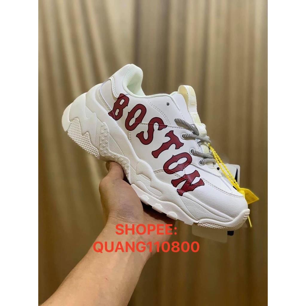 (FREESHIP + ẢNH THẬT) Giày MLB Boston