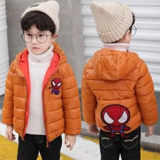 Áo khoác siêu nhân nhện