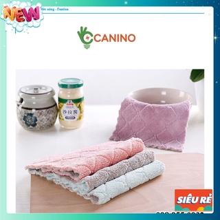 Combo miếng khăn lau bàn đa năng 2 mặt Canino vô cùng tiện ích dễ dàng lau vết bẩn thumbnail