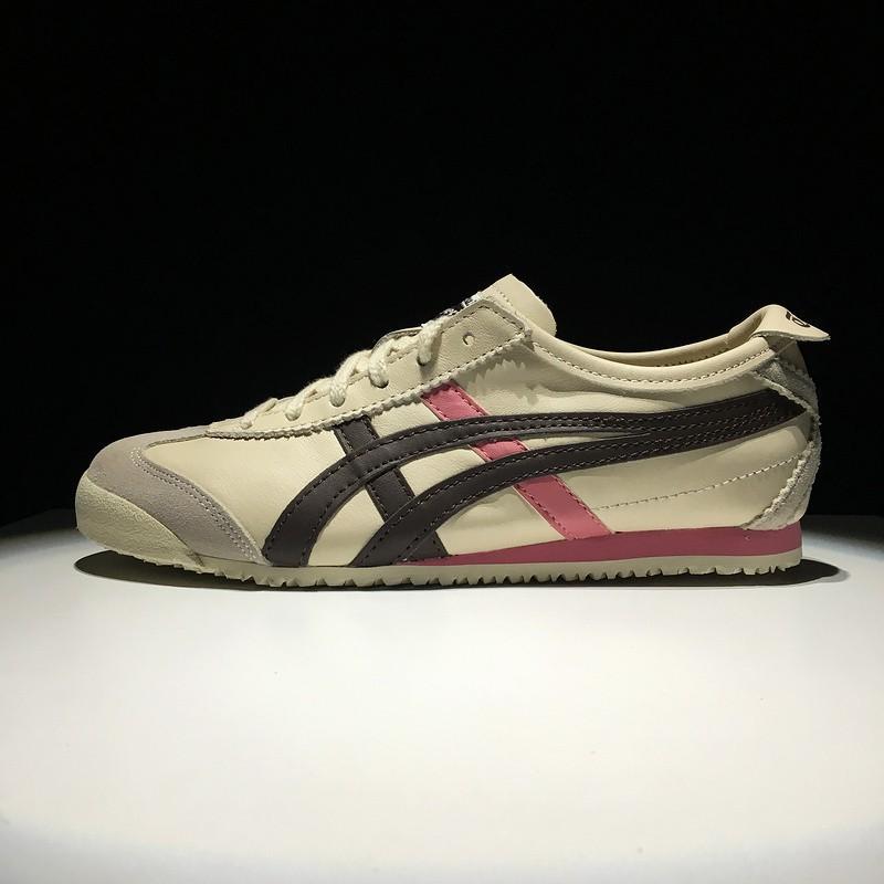 รองเท้าผ้าใบ distcount Original ASICS รองเท้าลำลองสำหรับผู้ชายผู้หญิง
