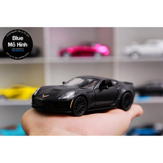 Xe mô hình Chevrolet Corvette Stingra tỷ lệ 1:36