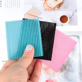 Sticker dán cố định tóc mái rửa mặt tiện lợi dễ sử dụng 5
