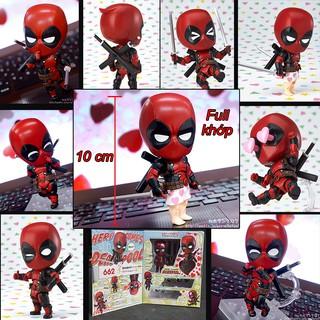 Mô Hình Deadpool Orechan Edition – Full Khớp