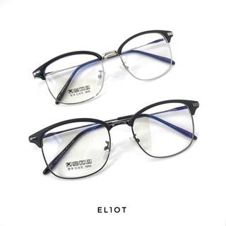 Gọng kính mắt Clubmaster kính cận kiểu dáng thời trang Unisex