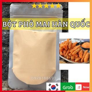 100 gr Bột phô mai lắc Hàn Quốc lắc bánh gạo, khoai tây, khoai lang, gà rán, bắp rang