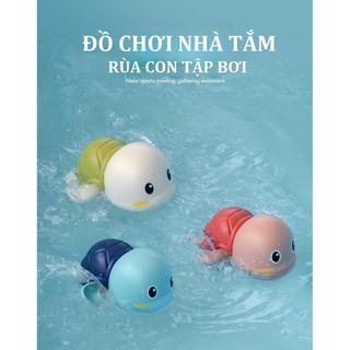 Đồ chơi Rùa con tập bơi cho bé thumbnail