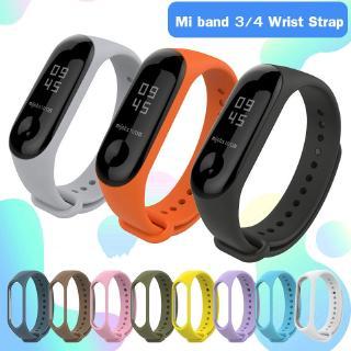 Dây đeo silicone thay thế cho đồng hồ Xiaomi Mi Band 4 thumbnail