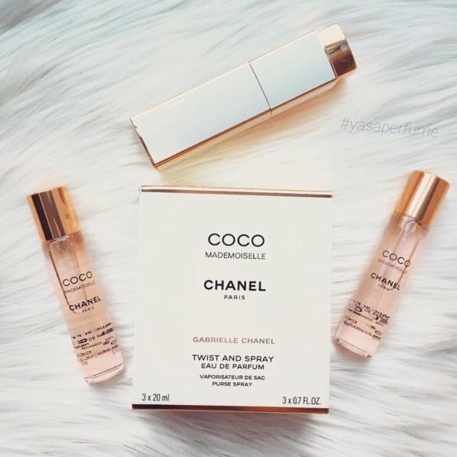 Bộ nước hoa Chanel Coco Mademoiselle chính hãng - 3060403 , 268570699 , 322_268570699 , 750000 , Bo-nuoc-hoa-Chanel-Coco-Mademoiselle-chinh-hang-322_268570699 , shopee.vn , Bộ nước hoa Chanel Coco Mademoiselle chính hãng