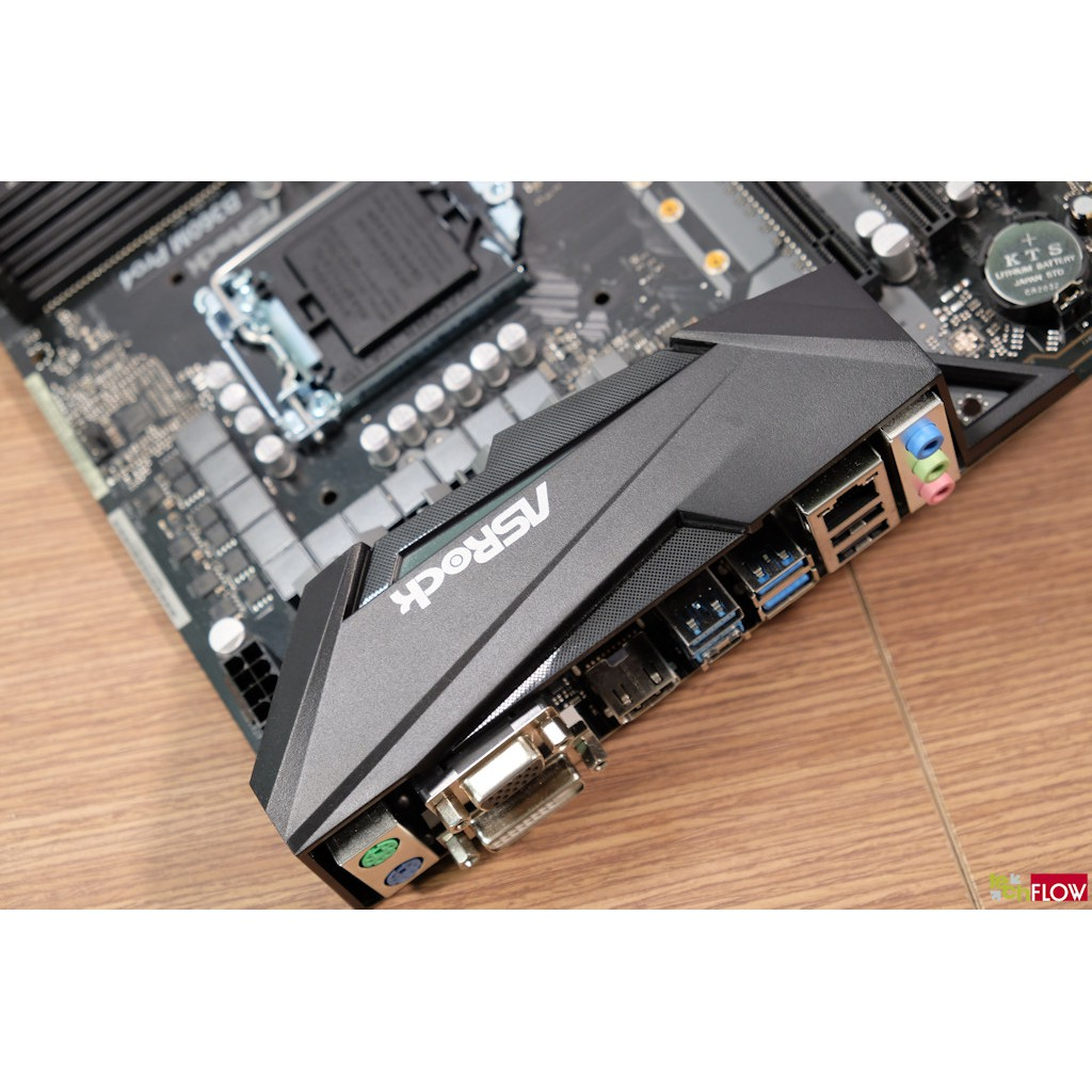 Bo mạch chủ Mainboard Asrock B360M Pro4