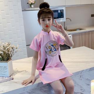Đầm xinh hợp thời trang cho bé gái