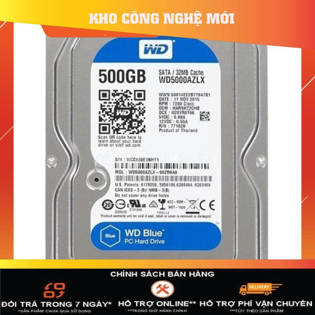 Camera {Giá sốc} Ổ Cứng HDD 500GB Chuyên Dụng Cho Camera … ! [Hàng Mới] Giá chỉ 925.050₫