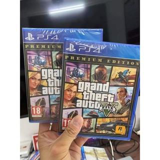 game ps4 GTA V Premium thumbnail