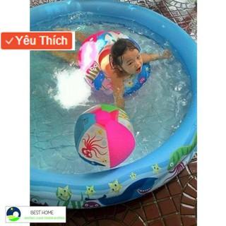 [FLASH SALE] Bể bơi phao cho bé betway 3 chi tiết
