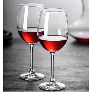 1 Ly rượu vang pha lê 465ml-EJ5202 DELI