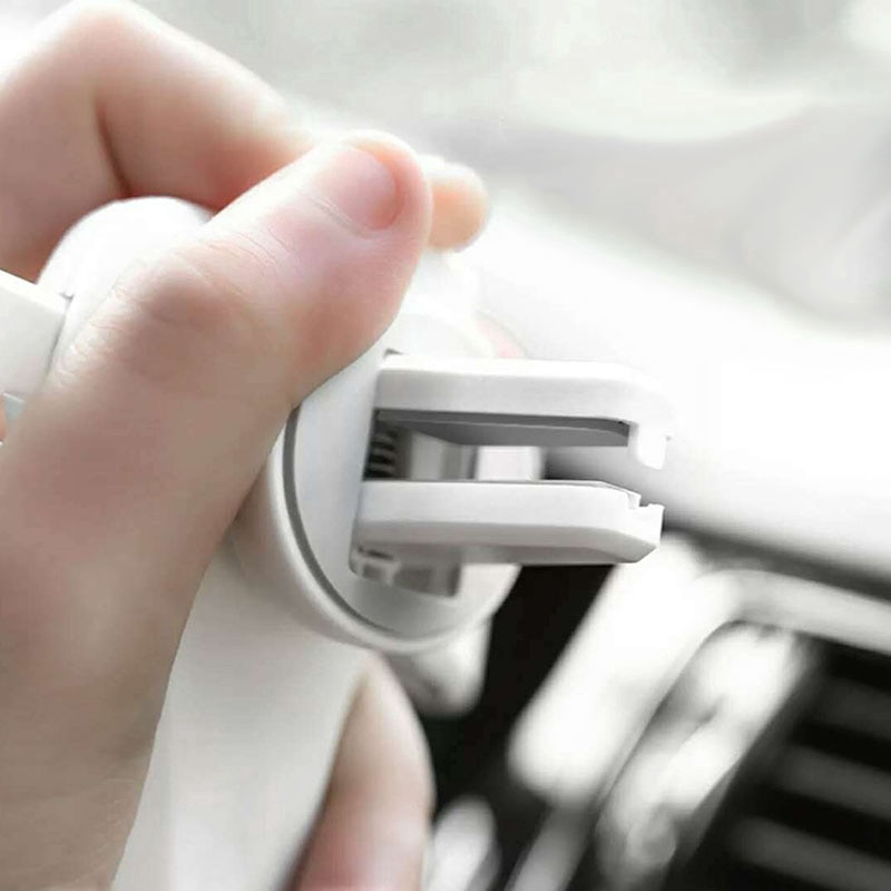 Giá đỡ điện thoại IPhone/GPS có kẹp gắn khe điều hoà xe hơi