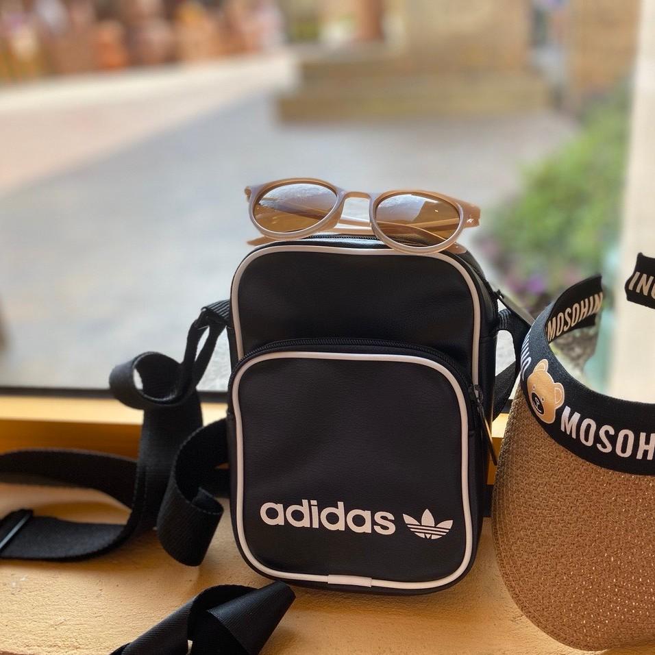 Túi đeo chéo Adidas minibag vintage  XUẤT DƯ FULL TEM TAG CODE XỊN