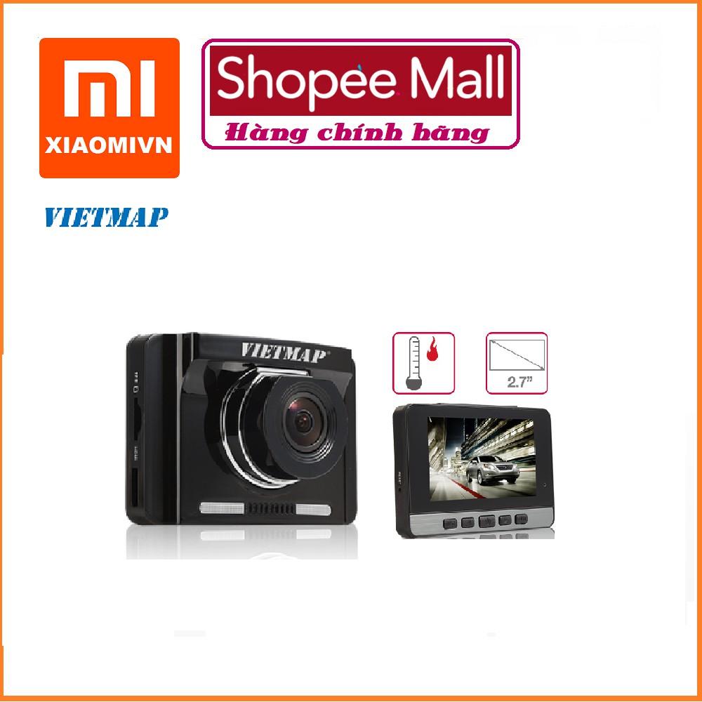 Camera hành trình hồng ngoại VietMap IR22 nhìn ban đêm