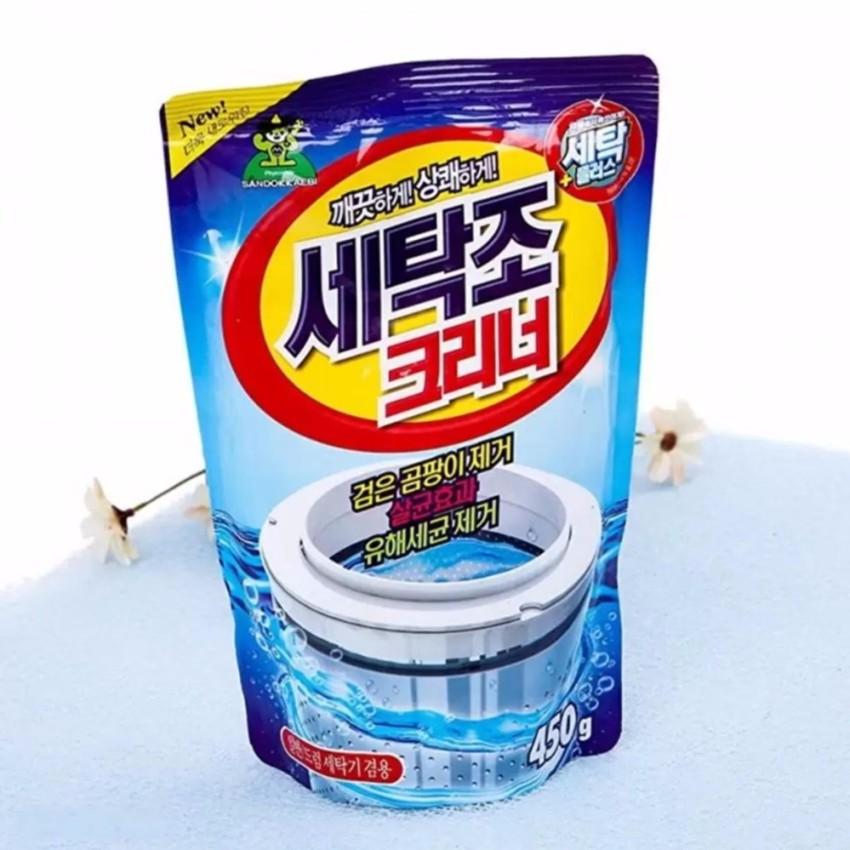 Gói bột tẩy vệ sinh lồng máy giặt 450g - 10044758 , 778968834 , 322_778968834 , 39000 , Goi-bot-tay-ve-sinh-long-may-giat-450g-322_778968834 , shopee.vn , Gói bột tẩy vệ sinh lồng máy giặt 450g
