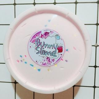 Butter slime kem dâu, thơm nồng hương kem dâu kèm charm hộp 300ml như hình