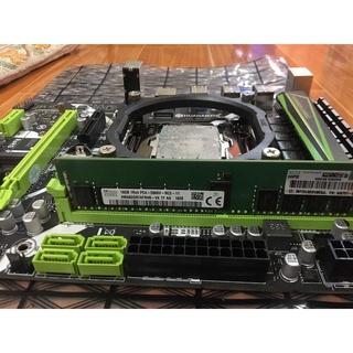 Combo Intel X99 NEW BOX support NVME, CPU Xeon E5-4620-V3 10 nhân 20 luồng + RAM 16 GB Buss 2666