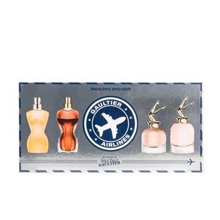 Set Nước Hoa Nữ Jean Paul Gaultier For Women- Traveler s Exclusive 4pcs ( 4chai x 6ml) - Scent of Perfumes thumbnail