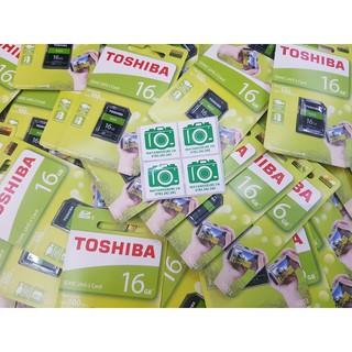 Thẻ nhớ SD 16GB/ 32GB | Toshiba N203 | Chính Hãng