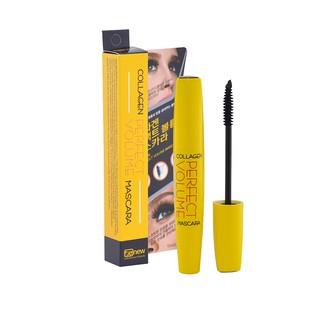 Mascara giúp mi dài, dày và cong vút tự nhiên Collagen Perfect Volume Hàn Quốc - Hàng chính hãng thumbnail