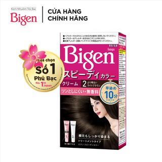 Kem Nhuộm Tóc Bigen nhập khẩu Nhật 100% 80ml