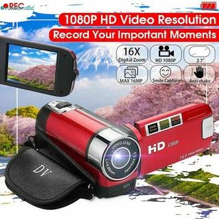 Camera Kĩ Thuật Số 100% 1080p Hd Lcd 24mp 16x Zoom Dv Av Tầm Nhìn Ban Đêm Ftp