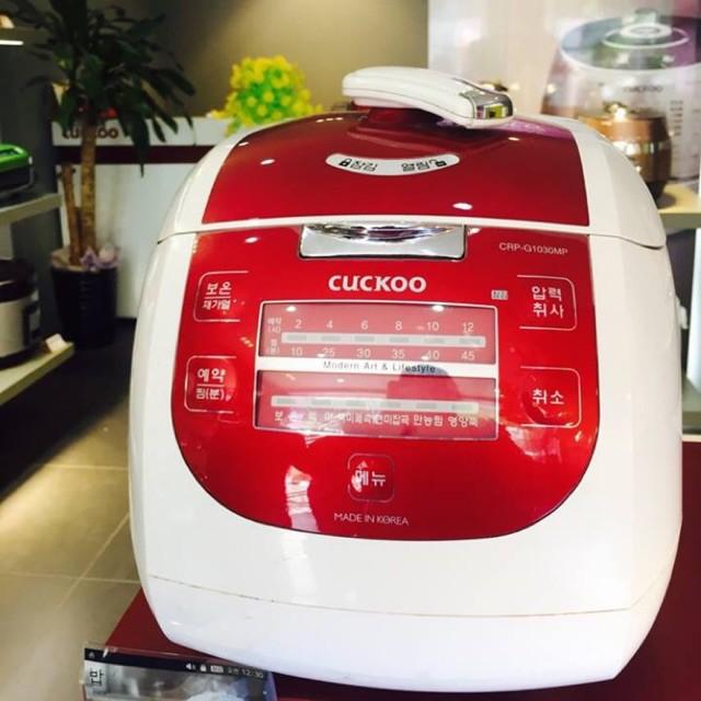 Nồi cơm điện Cuckoo CRP-G1030MP 1,8 lít