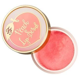 Tẩy da chết môi đào Too Faced Peaches & Cream Lip Scrub thumbnail
