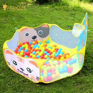❀ Outdoor ❀Indoor Kids Pratical Game Play Toy Tent Outdoor Ocean Ball Pit Pool
