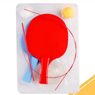 Children Outdoor Indoor Table Tennis Elastic Soft Shaft To Relieve Stress Self-training Artifact Toy Single Exercise Toy