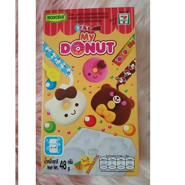 Hộp Làm Kẹo Roscela Donut
