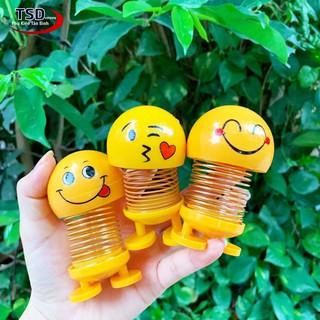 Con Lắc Lò Xo Emoji – Giá Hủy Diệt San Bằng Tất Cả