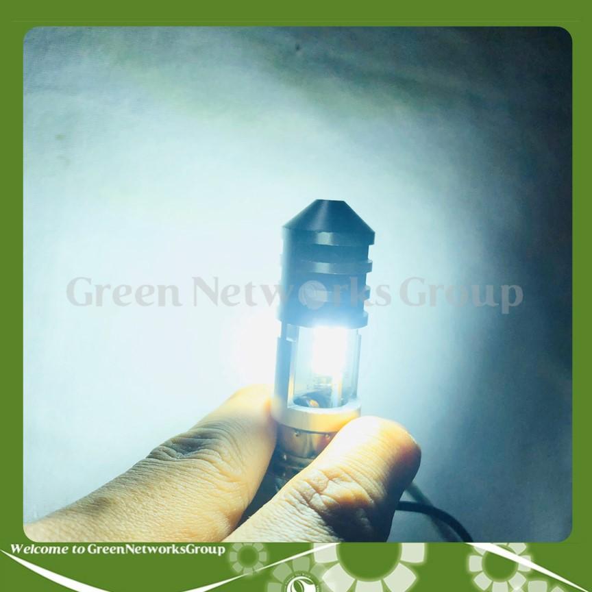 Đèn LED HJG 12 tim hỏa tiển chân M5 Greennetworks