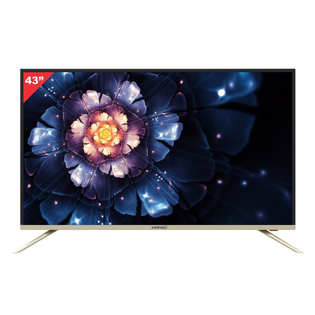 SMART TIVI ASANZO 43 INCH 43ES900 43ES910 43ES980 có sẵn DVB T2 ...