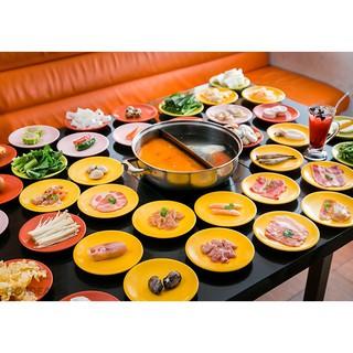 HCM [E-Voucher] - Buffet Thái Lẩu Băng Chuyền Hơn 40 Món Tại Coca Suki Parkson Hùng Vương Quận 5