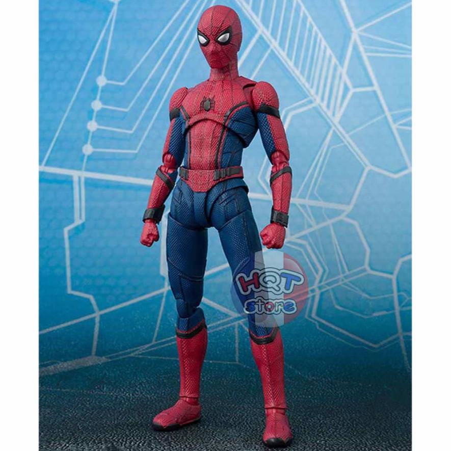 Mô hình Spider Man Marvel Home Coming - Người Nhện - Avengers - Civil War - Infinity War - 2640632 , 1173400367 , 322_1173400367 , 450000 , Mo-hinh-Spider-Man-Marvel-Home-Coming-Nguoi-Nhen-Avengers-Civil-War-Infinity-War-322_1173400367 , shopee.vn , Mô hình Spider Man Marvel Home Coming - Người Nhện - Avengers - Civil War - Infinity War