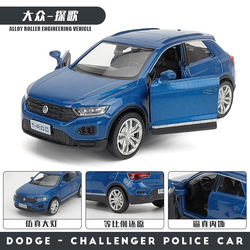 Mô Hình Xe Hơi Volkswagen Vw Tỉ Lệ 1: 36 Bằng Hợp Kim Cao Cấp