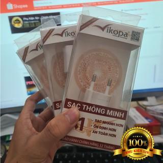 Bộ Sạc Micro USB Vipoka A1 Sạc Nhanh, Ổn Định, An Toàn Bảo Hành 12 Tháng Giá Rẻ