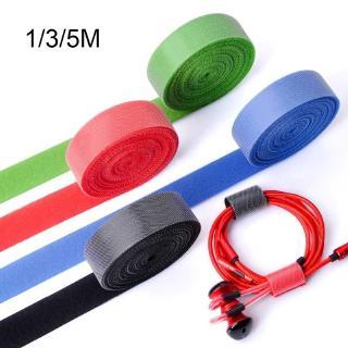 Set 1/3/5 dụng cụ kẹp quấn gọn dây cáp tiện lợi dễ sử dụng